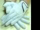 DAMEN - 1 Paar Golfhandschuhe LADY aus Leder